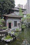 庭院qinghui 免版税库存照片