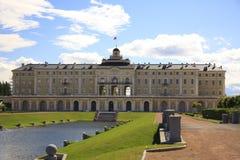 康斯坦丁宫殿, Strelna 图库摄影
