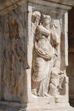 康斯坦丁曲拱在罗马下个大剧场 免版税库存照片