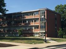 康涅狄格大学主要校园 免版税图库摄影
