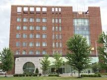 康涅狄格州高等法院在斯坦福德,康涅狄格 免版税库存照片