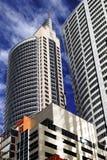 建立现代办公室悉尼的澳洲 库存图片