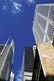 建立现代办公室悉尼的澳洲 免版税库存图片