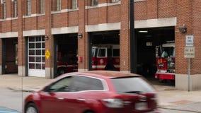建立红砖消防局的射击天 股票视频