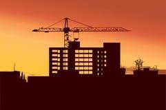 建筑业 免版税图库摄影