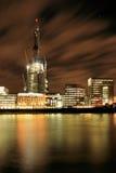建筑城镇垂直 免版税图库摄影