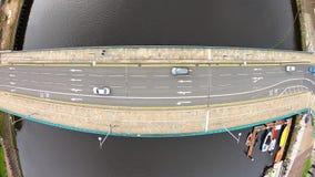 建筑学和大厦贝尔法斯特,北爱尔兰鸟瞰图  在城市的看法从上面 影视素材