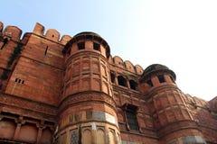 建筑学壮观的细节在Agr里面复合体的  库存照片