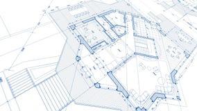 建筑学设计:图纸计划 股票录像