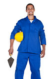 建筑工人 免版税库存图片