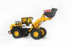 建筑工作机器,开掘的工具 免版税库存图片