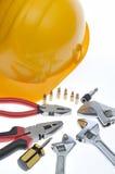 建筑工具 图库摄影