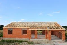 建筑房子 免版税图库摄影