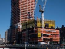 建筑新的站点约克 免版税库存图片