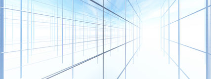 建筑框架 免版税图库摄影