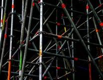 建筑管子 图库摄影