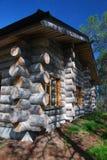 建筑芬兰家庭传统 库存图片