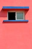 建筑要素的形状和颜色 免版税库存照片