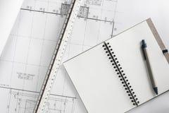 建筑设计 库存照片