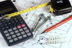 建筑设计 免版税库存照片