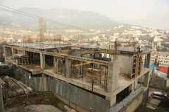 建筑阶段8 免版税库存照片
