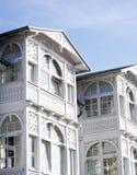建筑风格 库存图片