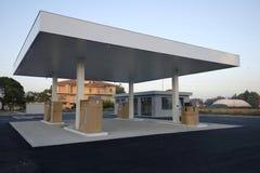 建设中换装燃料的驻地 库存照片