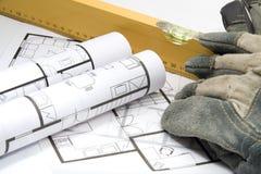 建造者设备 免版税图库摄影