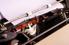 开始一篇新的文章文章 免版税图库摄影