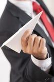 开始新的商业 免版税图库摄影