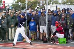 开始棒球加拿大资深Men's国民 免版税图库摄影