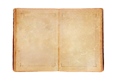 开张旧书 免版税库存照片