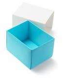 开张礼物盒 免版税库存照片