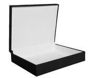 开张礼物盒 图库摄影