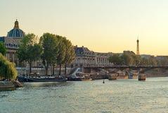 开户巴黎围网视图 库存图片