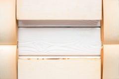 开放和闭合的葡萄酒书的文本的模板 免版税库存图片