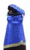 开放啤酒瓶的盖帽 免版税库存照片