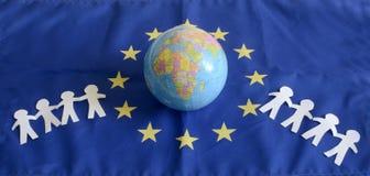 开放堡垒欧洲边界2015年10月2日的 免版税库存照片