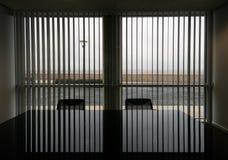 开放学制的办公室 免版税库存照片