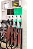 开放气体的设备 免版税图库摄影