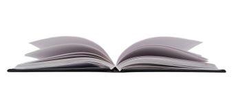 开放的书 免版税图库摄影