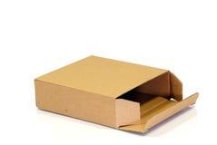 开放的配件箱 图库摄影