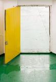 开放的门 免版税图库摄影