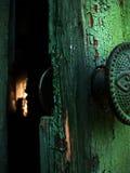 开放门的奥秘 免版税库存图片