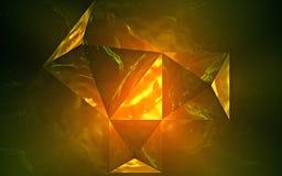 开普勒三角 免版税库存照片