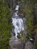 开普勒小瀑布 库存照片