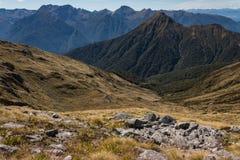 开普勒山在峡湾国家公园 免版税库存照片