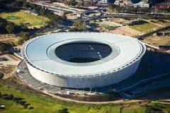 开普敦体育场天线 库存照片