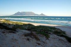开普敦半岛全景,南非 库存照片