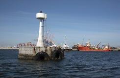 开普敦南部非洲港  库存图片